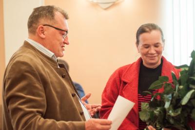 Заслуженный работник связи и информации Российской Федерации